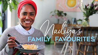 Nadiya's Family Favourites - Series 1: 1. Family Days Out