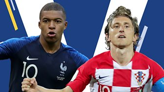 Match Of The Day Live - Final: France V Croatia