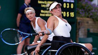 Wimbledon - 2018: Day 13, Part 1 - Men's Wheelchair Singles Final
