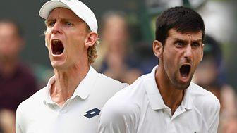 Wimbledon - 2018: Men's Final: Part 1
