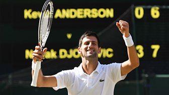 Today At Wimbledon - 2018: Day 13