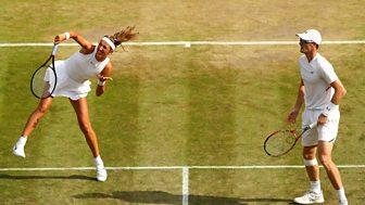 Wimbledon - 2018: Day 13, Part 4 - Men's Final And Mixed Doubles Final
