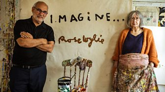 Imagine... - Summer 2018: 1. Rose Wylie: This Rose Is Blooming