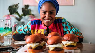 Nadiya's Family Favourites - Series 1: 2. Family Get Togethers