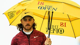 Golf: The Open - 2018: Day 2 Highlights