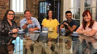 Saturday Kitchen - 21/07/2018