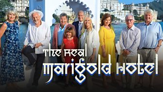 The Real Marigold Hotel - Series 3: Episode 1