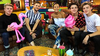Cbbc Summer Social - Mash-up! Live: 1. With Sophia Grace, New Hope Club, Sam & Mark And More!