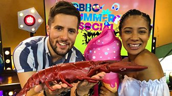 Cbbc Summer Social - Mash-up! Live: 2. With Johnny Orlando, Max And Harvey, Union J And More!