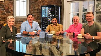 Saturday Kitchen - 04/08/2018