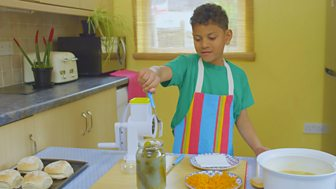 My World Kitchen - Series 2: 7. Kay's Polish Dill Pickle Soup