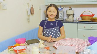 My World Kitchen - Series 2: 8. Hanna's Japanese Sushi