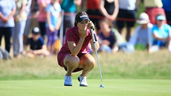Golf: Women's British Open - 2018: Final Round