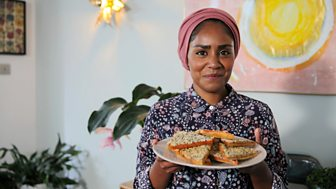 Nadiya's Family Favourites - Series 1: 4. Manic Weekdays