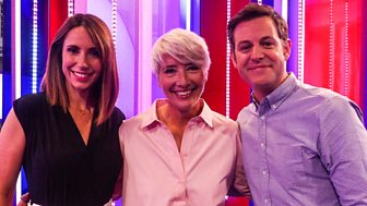 The One Show - 15/08/2018