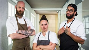 Great British Menu - Series 13: 6. London And South East - Starter