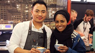 Nadiya's Family Favourites - Series 1: 5. People To Stay