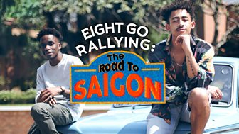 Eight Go Rallying: The Road To Saigon - Series 1: Episode 1