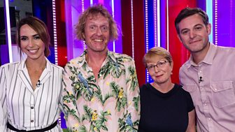 The One Show - 22/08/2018