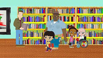 Apple Tree House - Series 2: 28. Book Bank