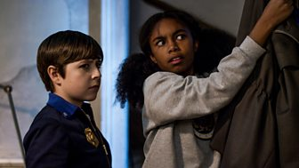 Odd Squad - Series 2: 55. Safe House In The Woods