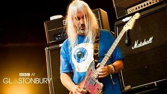 Watch: Dinosaur Jr. at Glastonbury, 2013