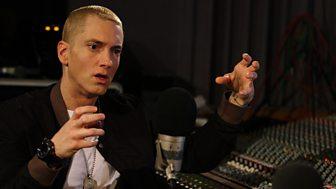 BBC Radio 1: Eminem talks to Zane Lowe