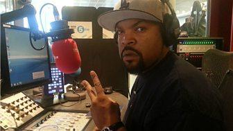 BBC Radio 5 Live - Ice Cube talks to Richard Bacon about Barack Obama