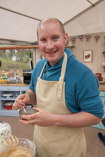 BBC One - The Great British Bake Off, Series 5 - Richard