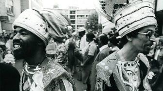 BBC Radio Derby - Notting Hill Carnival: Steel pan celebrations