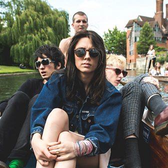 BBC Sound of 2015 - Wolf Alice