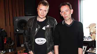 BBC Radio 6 Music - Steve Lamacq interviews Liam Howlett of the Prodigy