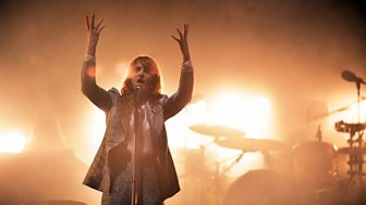 Highlights of Florence + the Machine at Glastonbury