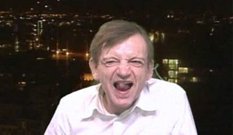 "BBC News - Mark E Smith: ""Am I allowed to speak now?"""