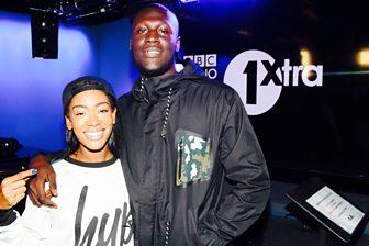 BBC Radio 1Xtra - Stormzy talks WickedSkengMan 4