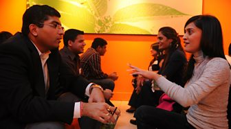 BBC Asian Network   Nihal Asian speed dating events