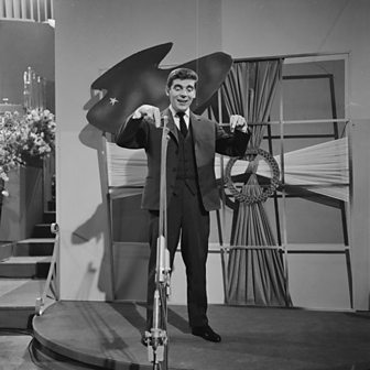 Fud LeClerc at Eurovision 1958
