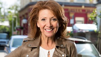 EastEnders' Carmel and musical theatre star