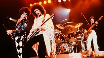 BBC Four - Queen: Rock the World