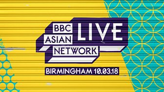 BBC Asian Network Live 2018