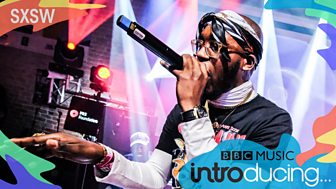 Watch Che Lingo at the BBC Music Introducing showcase