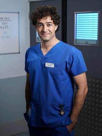 BBC One - Casualty - Ben