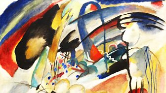 The style of Wassily Kandinsky