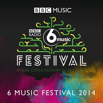 BBC 6 Music Festival 2014