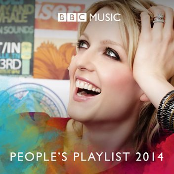Lauren Laverne's People's Playlist 2014