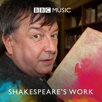 Stuart Maconie: 'Complete Work's of Shakepeare'