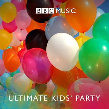Ultimate Kids' Party Playlist