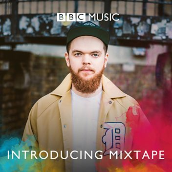 Jack Garratt's 2015 Introducing Mixtape