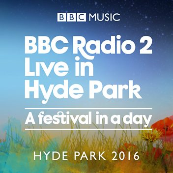 Radio 2 Live in Hyde Park 2016