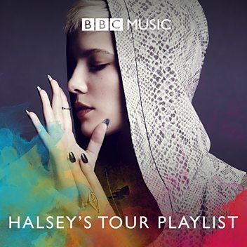 Halsey's Badlands Tour Playlist
